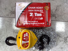 LIFTING TOOLS [CHAIN BLOCK ,LEVER BLOCKS AND OTHER RELATED PRODUCTS