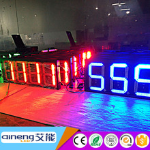 LED Gas Price Signs Digital Gas Station Led Price Display Led Digital Gas Price Board