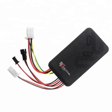 Car Speed Alarm gps SOS emergency call button GPS tracker for vehicle gsm car alarm system