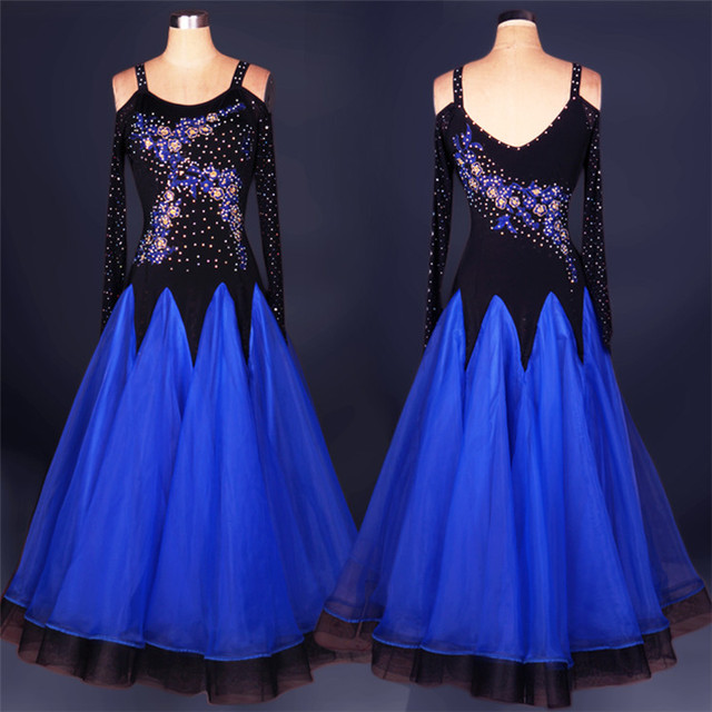 OCTM038 Hot Item Wholesale For Women spanish dance dress ballroom dancing dresses