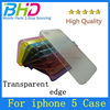 Cell phone Ultra-thin pc case for iphone 5