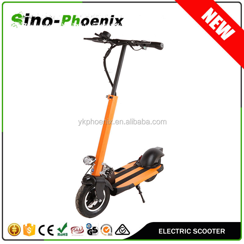 New Design Customized 2 wheels kick dual pedal scooter( PN1001A )