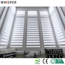 Wholesale Quality White China Window Plantation Shutters Louvers