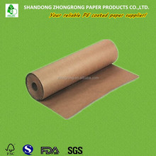 food grade poly coated kraft paper