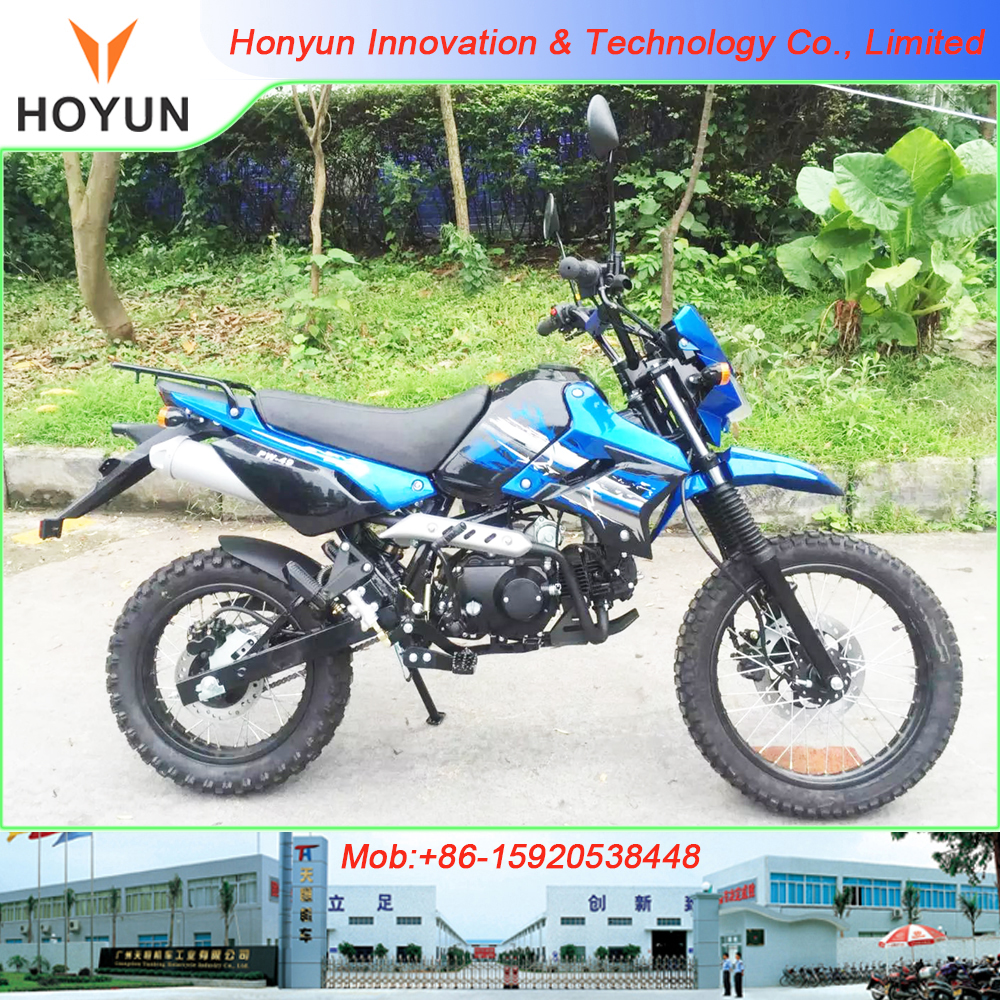 2017 hot sale HOYUN Dayun Haojue PEGASUS Thailand Mini Cross off-road Dirt bike XR110 XR125 motorcycles