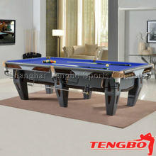 Small russian billiard snooker table national pool table
