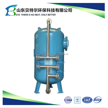 Automatic Self Cleaning Mechanical Filter Machine For Car Washing Wastewater Treatment
