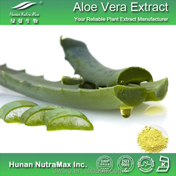 100% natural aloe vera leaf extract, aloe vera gel greeze dried powder 100:1,200:1 from cGMP manufacturer