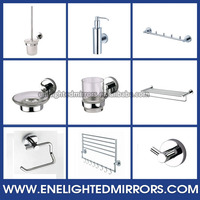 china supplier 304 stainless steel bathroom accessories set 2015 stainless steel