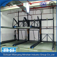 movable car parking system/ garage equipment