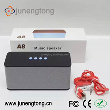 Bass rechargeable bluetooth mini speaker high quality portable wireless bluetooth speaker via china speaker manufacturer