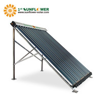 Solar Panels For Heating Water