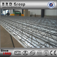new design customized metal roof deck