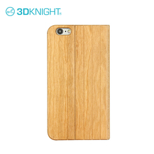 Top Quality multi-function flip wood cell phone case for iPhone 7 8