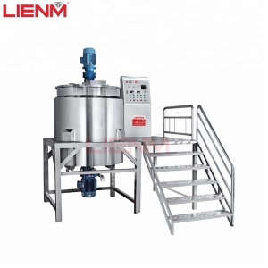 LIENM China 1000L 2000L 3000L Fully automatic liquid soap production machine/making machine
