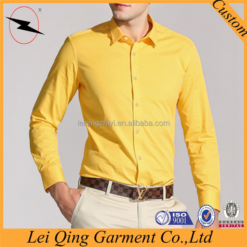 Wholesale Button Down Shirts Manufacturer Bright Colored