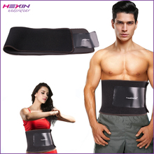 Factory Womne Men Belts Pocket Gift Neoprene Slimming Waist Belt Without Steels