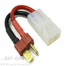 Battery Adapter Tamiya Female To Deans Male Adaptor Cable