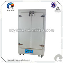 Vertical stainless-steel standing stencil dryer