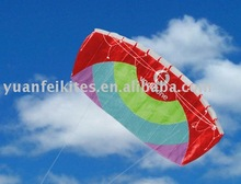 power kite 4 line/CHINA KITESURFING /Double Line Power Kite