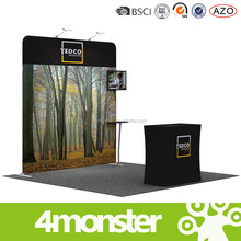 china wholesale portable advertising booth exhibition