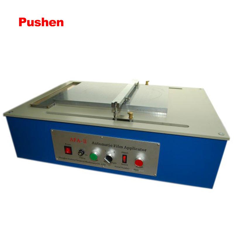 HTB14nHBbkfb uJkSmLyq6AxoXXaE - BRAND PUSHEN Automatic Applicator Wet Film Coater Electric coating machine  paint ink coating machine device equipment