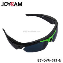 High definition support Real Full HD 1080P Sunglass Camera new style 2018 fashion sunglasses sport sunglasses