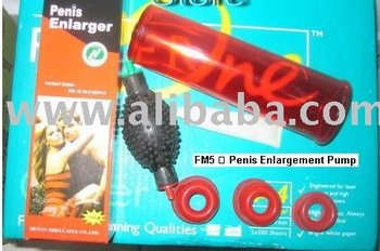 pump enlarger fm5