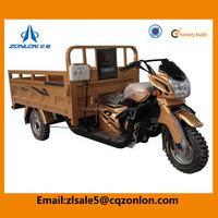 China Hot Sale 3 Wheel Motorbike Cargo Motorcycle For Sale