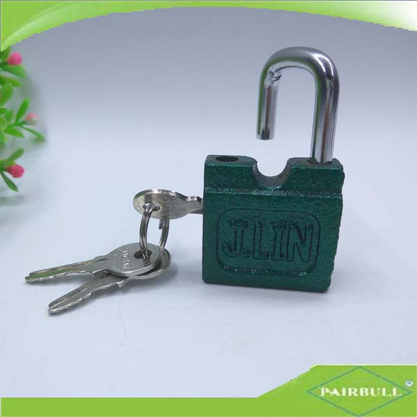 bulk locks small 40mm cast iron custom lock heart safety padlock