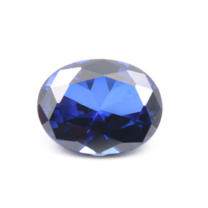 Blue sapphire synthetic spinel gemstone blue gems