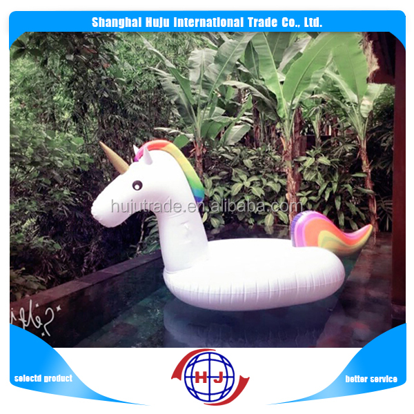 New product custom inflatable unicorn pool toys