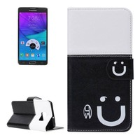 China Factory OEM Flip Leather Case Cover for Samsung Galaxy Note 5 Edge Case