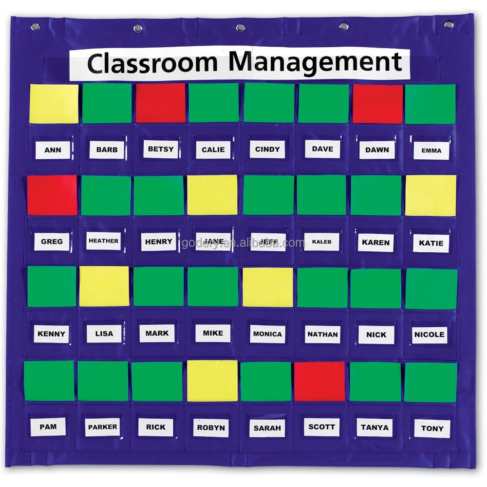 Learning Resources Junior Organization Station, Pocket Charts