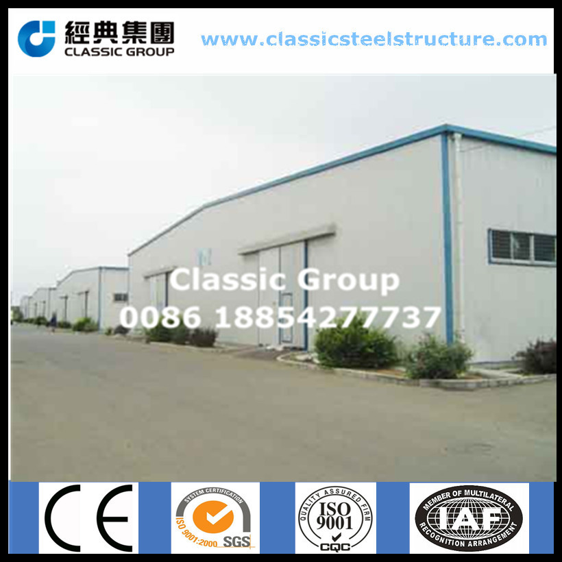 Prefabricated Onion Warehouse in China