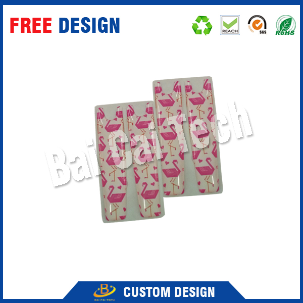 Offset Printing Waterproof 3M Epoxy Sticker