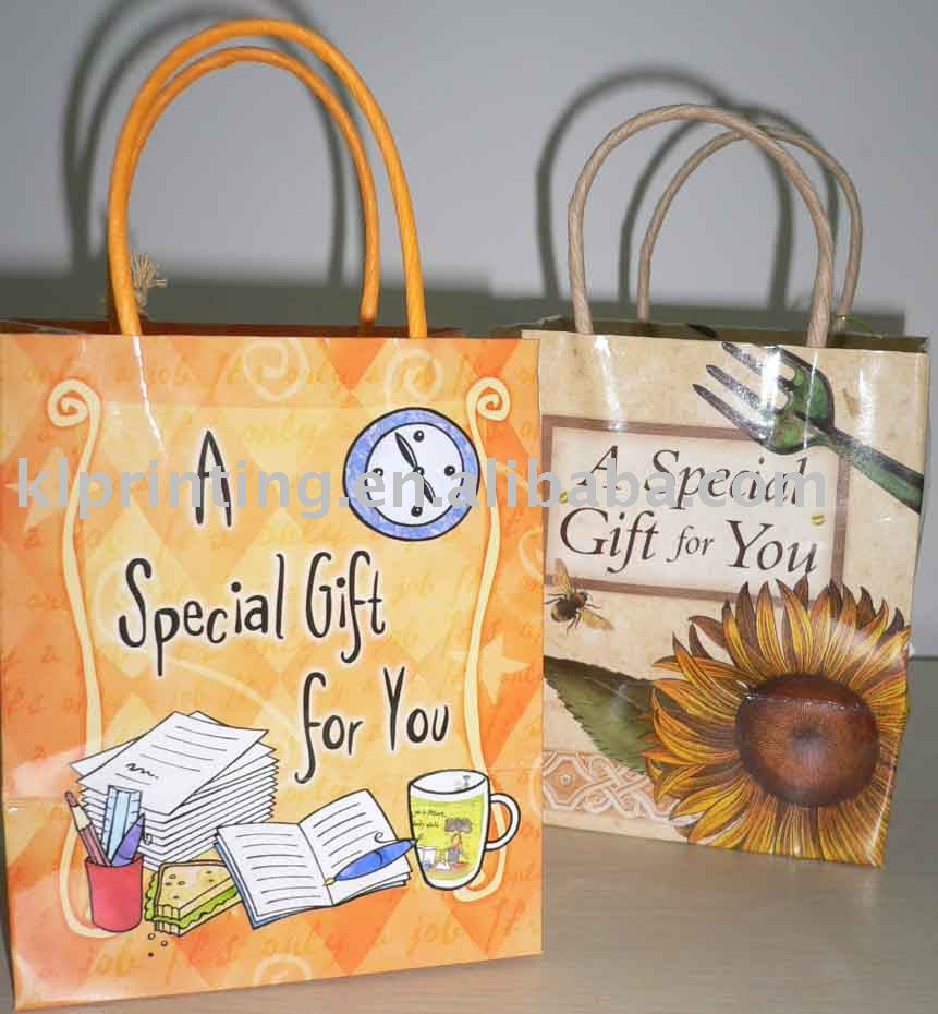 Shopping Bag custom made folding shopping bag