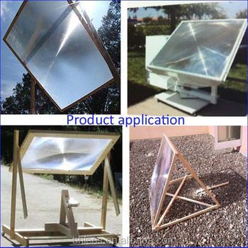 BHPA880-2 large fresnel lens concentrator for solar energy