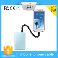 Newest Micro To USB Cable Beads Bracelet Charging Sync Data Cable Cord For IPhone 5 5s 6 6Plus And Other Apple Product