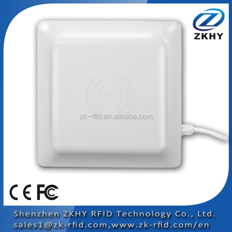 UHF RFID All in one card reader for parking lot sensor system