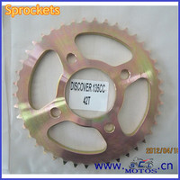 SCL-2013010185 Spare Parts DISCOVER 135 Chain Sprocket