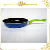 High quality carbon steel fry pan with non stick coating