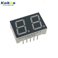 Hot sale 2digit 0.39inch Red color common anode LED seven segment display
