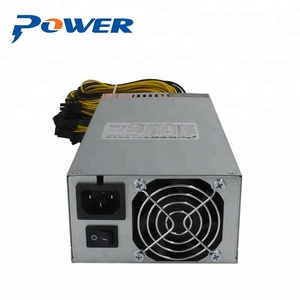 Various specifications dc regulated bitcoin mining power supply 2500w