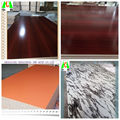 high quality plain mdf /melamine face mdf board