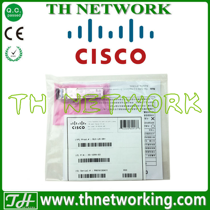 Cisco NIB Cisco SFP+ 10GBASE-LR XENPAK Module with DOM support XENPAK-10GB-LR