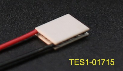 Small Size Thermoelectric Module TES1-01715
