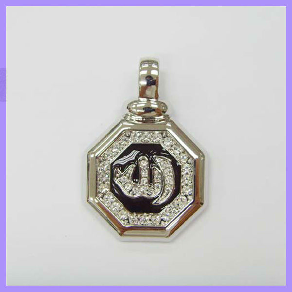 Jew Belief Pendant Charm for Jewelry Making #15955