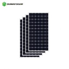 A Grade Sunway Cells 345w Mono Panels Solar Chinese Hot Sale Tuv,Cec,Vde
