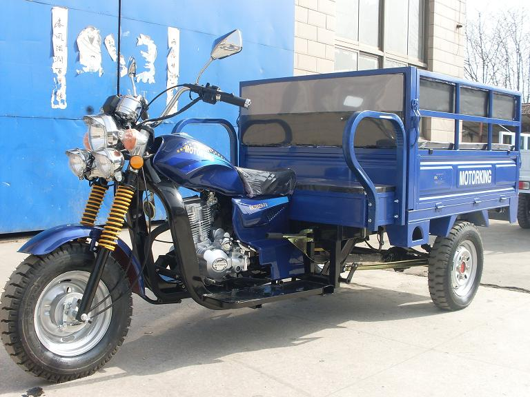 250cc 3 Wheel Cargo Motorcycle For Passenger On Sale